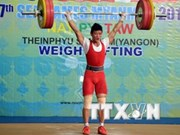 Vietnam eyes weightlifting gold medal at 17th Asiad
