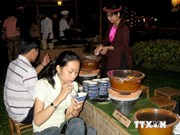 Hang Buom Cuisine Street inaugurated