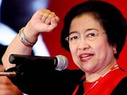 Indonesia: Megawati re-elected as PDI-P leader