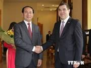 Vietnam, Belarus hold talks on security cooperation