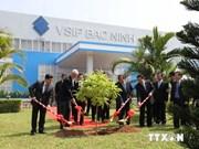 Singapore's Emeritus Senior Minister wraps up visit to Hanoi