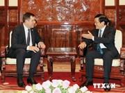 State President calls for stronger cooperation between Vietnam, Belarus
