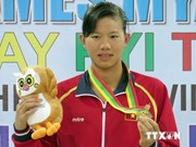 ASIAD 17: Vietnam earns bronze in individual medley