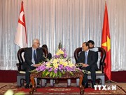 Singapore encourages investments in Ho Chi Minh City