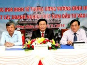 Vietnam keen to boost investment in Laos