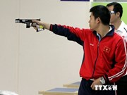 Vietnam comes second in women's 10m air rifle category