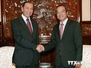 Minister to Presidential Office of Laos visits Vietnam