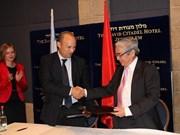 Vietnam, Israel reach high-tech deal