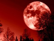 Total lunar eclipse to be visible in Vietnam