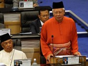 Malaysia unveils 2015 state's budget