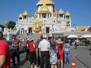 Thai tourism grows as confidence improves
