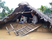 2014 World Disasters Report launched in Hanoi