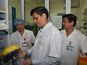 Vietnam to enhance Ebola prevention measures at medical units