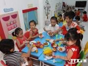 Vietnam gives talk at international meeting on pre-school education