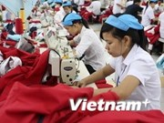 Thai garment export sees moderate growth