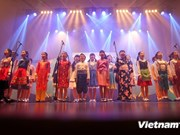 Concert brings together Vietnamese community in RoK