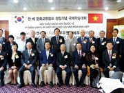 Int'l workshop on Nguyen Du-Truyen Kieu opens in RoK