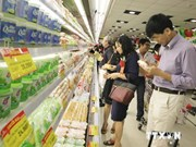 Ten-month retail sales hit 2.4 trillion VND