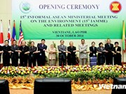 Vietnam attends ASEAN environment ministerial meeting