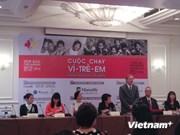 Run in Hanoi to help disadvantaged children