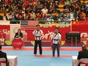 Taekwondo Vietnam win first gold at world event