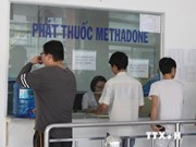 Methadone treatment for drug addicts boosted