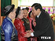 President attends National Great Solidarity Festival in Ha Nam