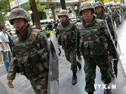 Thailand establishes charter-drafting committee