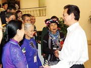 PM praises northwestern residents and war invalids