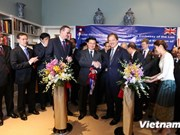 Laos reopens embassy in UK