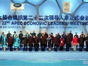 President attends banquet to welcome APEC leaders