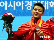 Vietnam wins gold at world weightlifting championship
