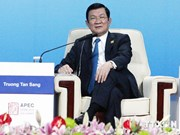 Vietnam backs APEC development agenda