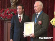 Hanoi honours Russian citizens