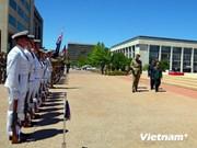 Vietnam, Australia strengthen defence ties