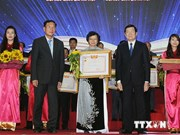 Vietnamese teachers appreciated at Hanoi ceremony