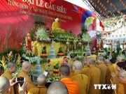 Traffic accident victims commemorated in Hanoi