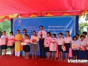 Khmer-Vietnam primary school commences new school year