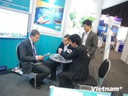 Viettel attends tech exhibition in South Africa