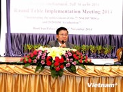 Lao economy continues to develop: Deputy PM