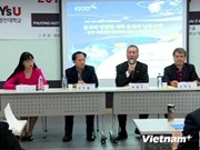 RoK, Vietnamese experts discuss solutions to territorial disputes