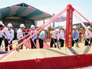 VSIP Quang Ngai progresses on right track