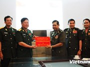 Vietnam helps Cambodian defence ministry in personnel work
