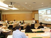 Singapore helps train Vietnamese officials