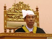 Myanmar rejects constitutional amendment