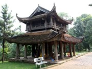 Hanoi: Restoration of Tram Gian Pagoda completed