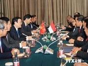 Vietnam, Indonesia target 10 bln USD in two-way trade by 2018