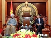 Vietnamese, Iranian legislators deepen affiliation