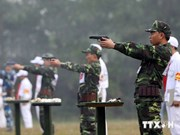 24th ASEAN Armies Rifle Meet underway