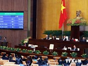 National Assembly adopts two laws